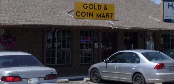 Coin Store Georgetown TX